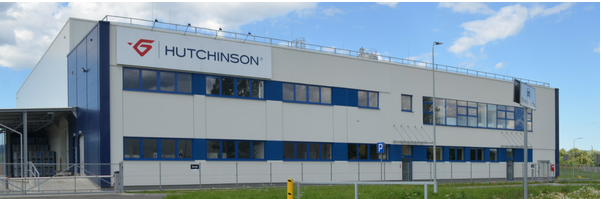 HUTCHINSON (Дембица) - завод по производству автозапчастей