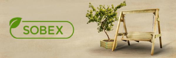 SOBEX - производство деревянных беседок, качелей, альтанок